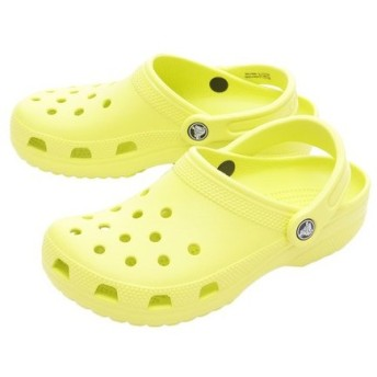 クロックス(crocs) クラシック クロッグ Citrus #10001-738 (Lady's)
