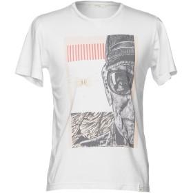 《期間限定セール開催中!》OBVIOUS BASIC メンズ T シャツ ホワイト M コットン 100%