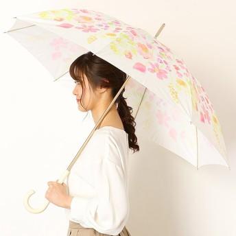 [マルイ] 雨傘(長傘)【軽量/UV・晴雨兼用/グラス骨】(レディース)/エスタ(estaa)