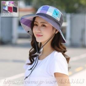 帽子 レディース 帽子 レディース 夏 帽子 UV 帽子 大きいサイズ ハット レディース ハット アウトドア ハット つば広