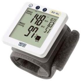 日本精密測器 手首式デジタル血圧計 WSK-1011
