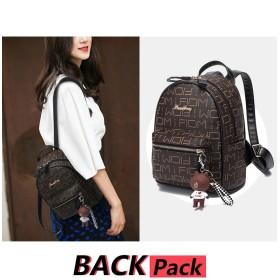 韓国 学生 バッグ カバン レディース ミニリュック バックパック リュックサック 鞄 通学 ショルダーバッグ 大容量 黒 可愛い マザーズ 中学生25