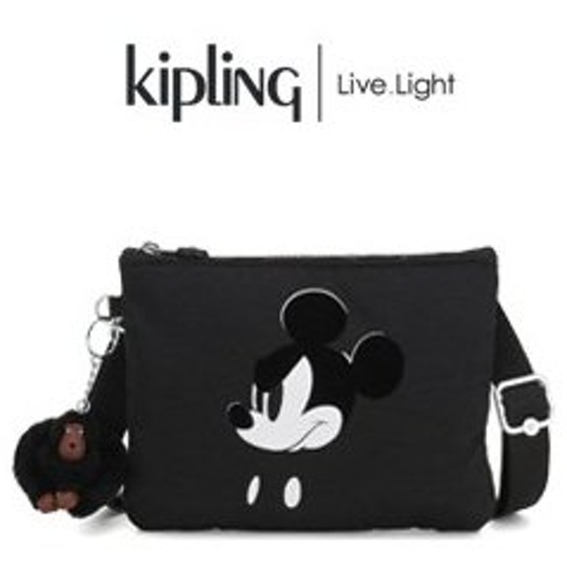 KIPLING/キプリング  【最新作】 D MAY/メイ ミニバッグ(EAR TO EAR/イヤー トゥ イヤー)