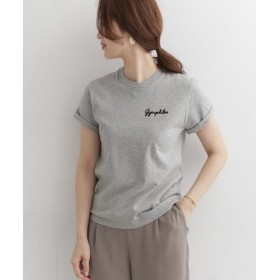 URBAN RESEARCH DOORS / アーバンリサーチ ドアーズ GYMPHLEX COMBED COTTON JERSEY T-SHIRTS