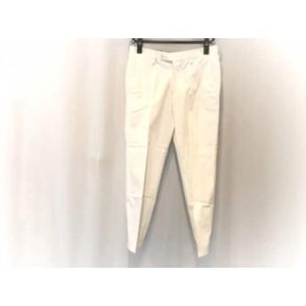 【中古】 トゥモローランド TOMORROWLAND パンツ サイズ44 L メンズ 白