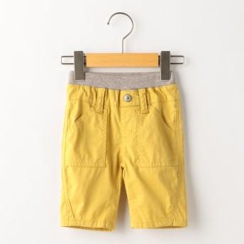 [マルイ] SHIPS KIDS:カラー 6分丈 ショーツ(80-90cm)/シップス キッズ(SHIPS KIDS)