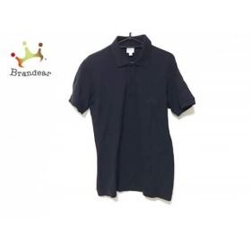 アルマーニコレッツォーニ ARMANICOLLEZIONI 半袖ポロシャツ サイズM メンズ ダークネイビー   スペシャル特価 20190710