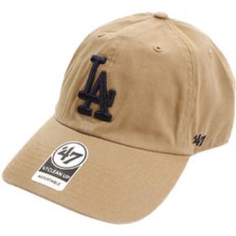 【Super Sports XEBIO & mall店:帽子】Dodgers CLEAN UP キャップ B-RGW12GWSNL-KHA