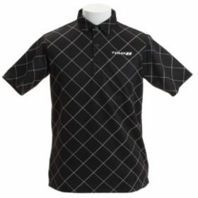 ブリヂストンゴルフ(BRIDGESTONE GOLF)ゴルフウェア メンズ 半袖 シャツ NGM08ABK (Men's)