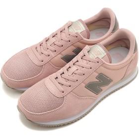【SALE】ニューバランス newbalance WL220 TE レディース スニーカー 靴 PINK ピンク系 [WL220TE SS19]