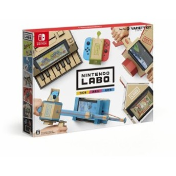 (ニンテンドー Switch Labo 01: - Kit Toy-Con Nintendo ラボ) Variety