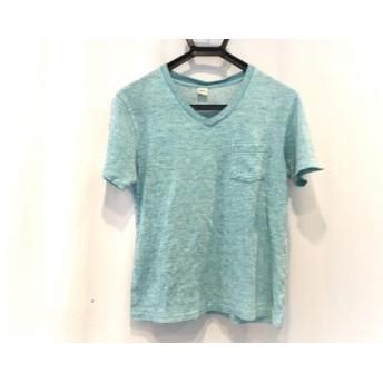 【中古】 ロンハーマン Ron Herman 半袖Tシャツ サイズS メンズ ライトブルー
