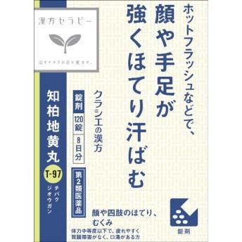 【第2類医薬品】JPS知柏地黄丸料エキス錠N (120錠)