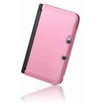 ★人気★【3DS LL用】任天堂公式ライセンス商品 ハードコーティング・ハードジャケット(ペールピンク)