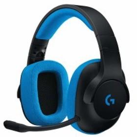 ステレオサウンド PS4 有線 G233 ロジクール 2.1ch PC Nintendo ゲーミングヘッドセット 高音質
