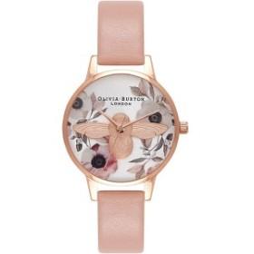 【並行輸入品】OLIVIA BURTON オリビアバートン 腕時計 OB16AM101 レディース 3D Bee ビー クオーツ