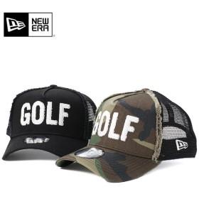 ニューエラ ゴルフ メッシュキャップ 帽子 9FORTY SEQUINED NEW ERA GOLF メンズ