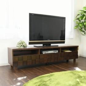 テレビ台 テレボード 幅180cm 収納 桐 TVボード テレビボード おしゃれ(代引不可)【送料無料】