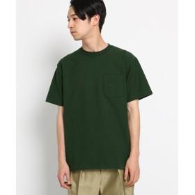 DRESSTERIOR(Men)(ドレステリア(メンズ)) blurhms コットンTシャツ