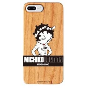 iPhone 8Plus iPhone 7Plus MICHIKO LONDON ミチコロンドン Betty Boop ベティー ブープ 6sPlus 6Plus street style 【Gizm】