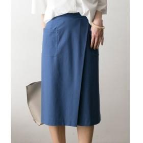 URBAN RESEARCH アーバンリサーチ カットカルゼタックタイトスカート