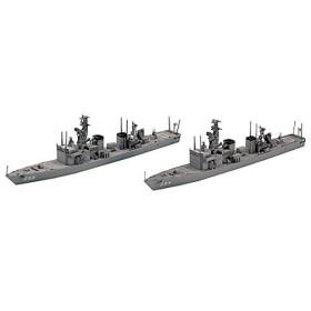ハセガワ 1/700 ウォーターラインシリーズ 海上自衛隊 護衛艦 ちくま/とね プラモデル 015