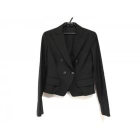 【中古】 セオリー theory ジャケット サイズ2 S レディース 美品 黒