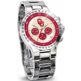 ブラッドフォード交換によるオクラホマSoonersコレクターの時計