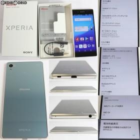 『中古即納』Xperia Z4 SO-03G(アクアグリーン) ドコモ(docomo) ソニーモバイル(ASO49043)