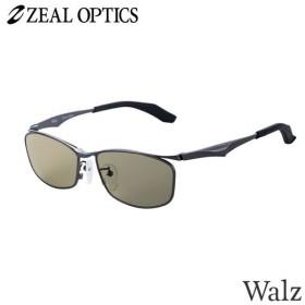 zeal optics(ジールオプティクス) 偏光グラス ワルツ F-1582 #トゥルビュースポーツ ZEAL WALZ