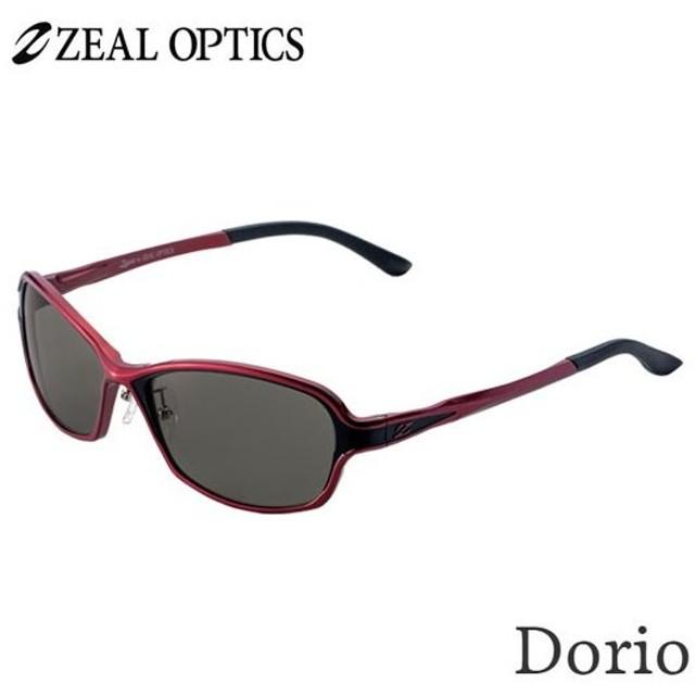 zeal optics(ジールオプティクス) 偏光グラス ドリオ F-1673 #トゥルビューフォーカス ZEAL DORIO