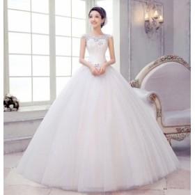 花嫁4セット ファッション ドレス ウェディング カラードレス 結婚式 可愛いワンピース パーティードレス 披露宴 演奏會