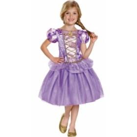 ハロウィン 衣装 子供 ディズニー 塔の上のラプンツェル コスチューム 女の子 95-125cm 98478