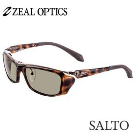 zeal optics(ジールオプティクス) 偏光グラス サルト F-1508 #トゥルービュースポーツ ZEAL SALTO