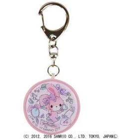 グルマンディーズ(Gourmandise) 防犯ブザー ぼんぼんりぼん(ピンク)サイズ W47×D20×H150mm
