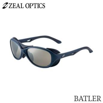 zeal optics(ジールオプティクス) 偏光グラス バトラー F-1726 #トゥルビュースポーツ シルバーミラー ZEAL BATLER