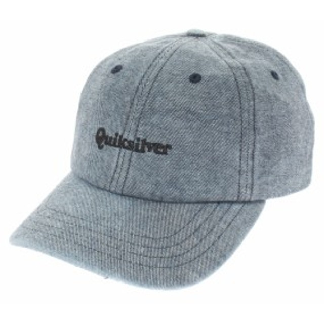 Quiksilver クイックシルバー メンズ 6パネル キャップ