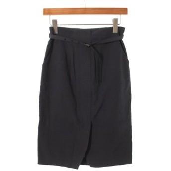 UNTITLED / アンタイトル レディース スカート 色:濃紺 サイズ:2(M位)