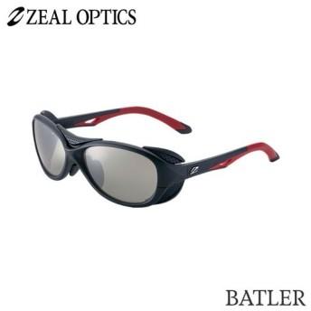 zeal optics(ジールオプティクス) 偏光グラス バトラー F-1720 #トゥルビュースポーツ シルバーミラー ZEAL BATLER
