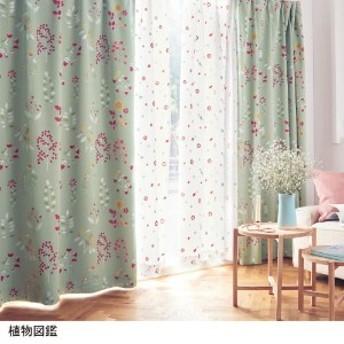 【58サイズ】汚れ防止加工付き遮光カーテン