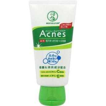 ロート製薬 メンソレータム アクネス 薬用毛穴すっきり粒つぶ洗顔 <130g>