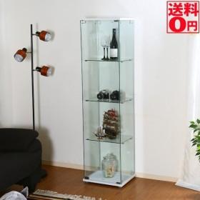 ガラスコレクションケース(クリア)4段 TMG−G130  98880