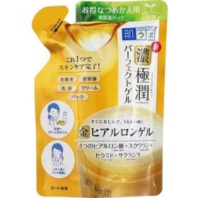 ロート製薬 肌ラボ 極潤パーフェクトゲル(つめかえ用)<80g>