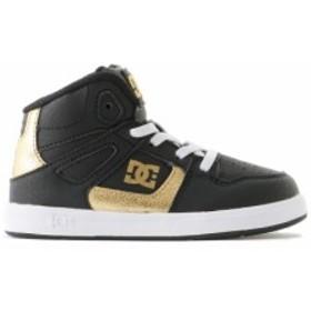 DC Shoes ディーシーシューズ キッズ ハイカット スニーカー Ts PURE HIGH-TOP SE UL SN