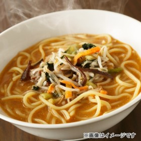 簡単調理!5種の具材入り担々麺