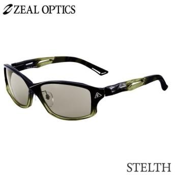 zeal optics(ジールオプティクス) 偏光グラス ステルス F-1803 #ライトスポーツ ZEAL STELTH