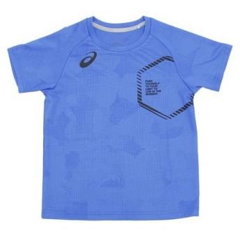 アシックス(ASICS) ジュニア LIMO グラフィック 半袖Tシャツ 2034A069.400 (Jr)