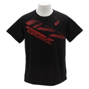 アシックス(ASICS) 【ゼビオ限定】 A77 半袖Tシャツ 2031B020.001 (Men's)