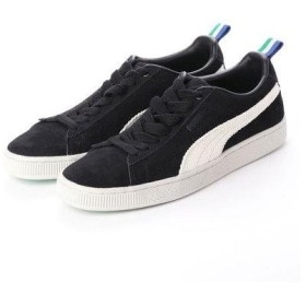 プーマ PUMA SUEDE BLACK WHITE BIG SEAN (PEACH BEIGH-PEACH BEIGH)