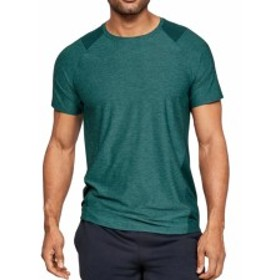 アンダーアーマー:【メンズ】MK-1ショートスリーブ【UNDER ARMOUR スポーツ トレーニング 半袖 Tシャツ】